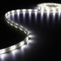 Foto van FLEXIBELE LED STRIP - KOUD WIT 6500K - 150 LEDs - 5m - 12V