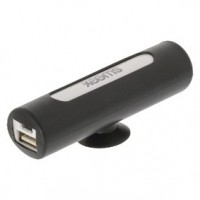 Foto van Draagbare Powerbank 2500 mAh USB Zwart