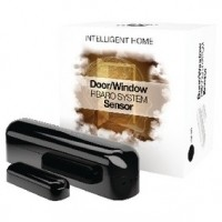 Foto van Door/window sensor black