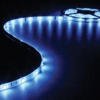 Foto van FLEXIBELE LED STRIP - BLAUW - 150 LEDS - 5m