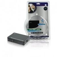 Foto van 4-poorts HDMI schakelaar