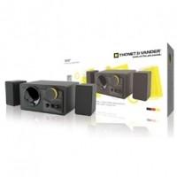 Foto van Grub Speaker 2.1 Bedraad 48 W Zwart/Geel