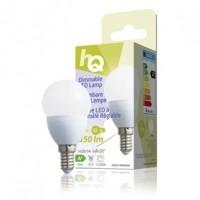 Foto van Dimbare LED-lamp mini-globe E14 5,5 W 350 lm 2 700 K