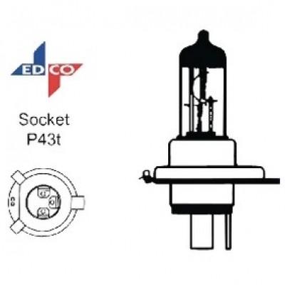 Autoverlichting H4 60 / 55W3T