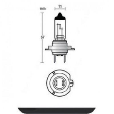 Autoverlichting H7 55 W