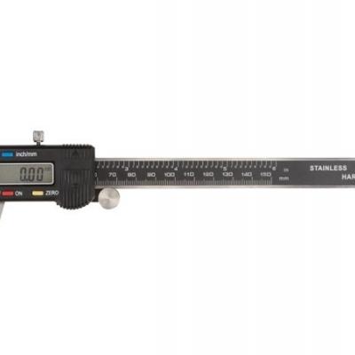 DIGITALE SCHUIFMAAT - 150 mm / 6
