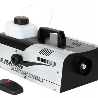 ROOKMACHINE - 1200W - MET CONTROLLER