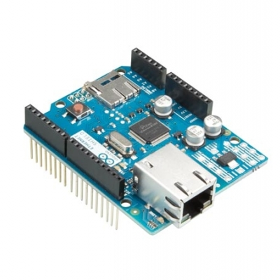 ARDUINO® ETHERNET SHIELD REV3 ZONDER PoE MODULE