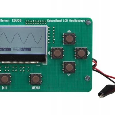 EDUCATIEVE LCD-OSCILLOSCOOPKIT