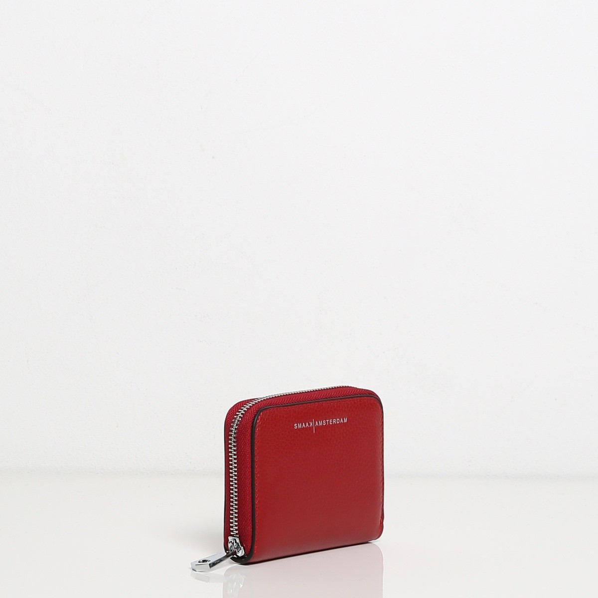 MILAN WALLET RED