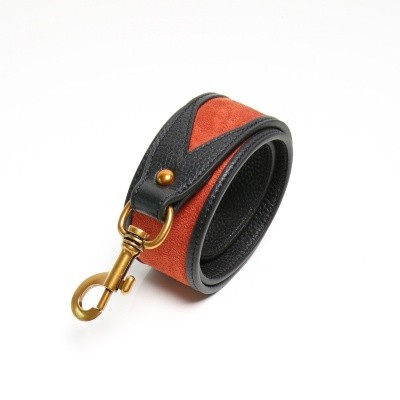 Foto van STRAP BLACK - ORANGE