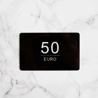 Foto van CADEAUBON 50 EURO