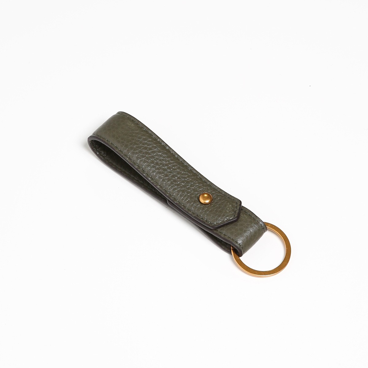 KEY RING ARMY GREEN