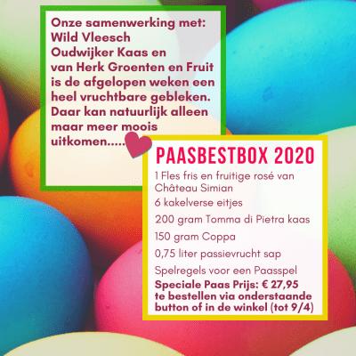 Foto van Paasbestbox 2020