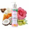 Afbeelding van Flora & Curl Organic Rose & Honey Cream Conditioner