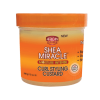Afbeelding van AFRICAN PRIDE SHEA MIRACLE For Natural Hair Curl Styling Custard
