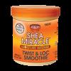 Afbeelding van AFRICAN PRIDE Shea Miracle For Natural Hair Twist & Loc Smoothie