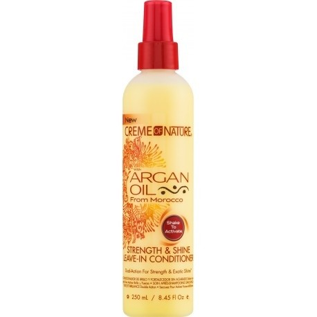 CREME OF NATURE Strenght & Shine Leave in Conditioner