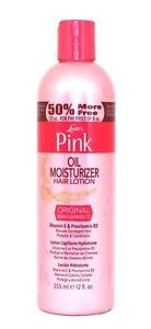 PINK Oil Moisturizer Lotion 12 oz