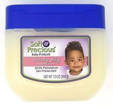 SOFT N PRECIOUS Nursery Jelly Fragrance Free