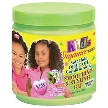 AFRICA'S BEST KIDS ORGANICS Smoothing and Styling Gel