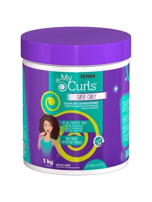 NOVEX MY CURLS Super Curly