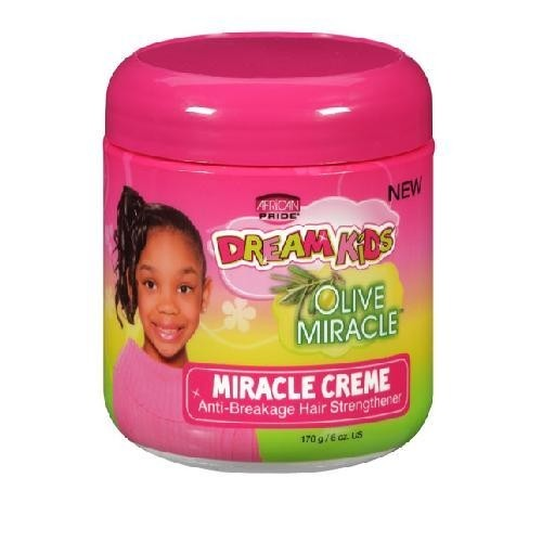 AFRICAN PRIDE Dream Kids Miracle Creme ( 3 piece )