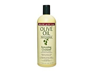 ORGANIC ROOT STIMULATOR Olive Oil Replenishing Conditioner 1l