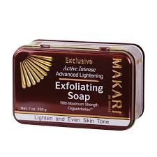 MAKARI EXCLUSIVE ACTIVE INTENSE EXFOLIATING SOAP