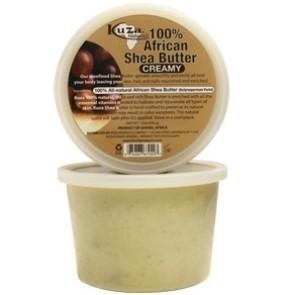 KUZA 100% African Shea Butter Creamy 425 gr