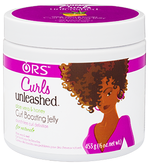 ORGANIC ROOT STIMULATOR CURLS UNLEASHED Curl Boosting Jelly