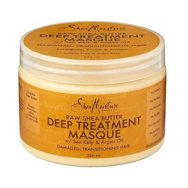 SHEA MOISTURE RAW SHEABUTTER Deep Treatment Masque