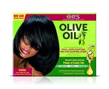 ORGANIC ROOT STIMULATOR Olive Oil Relaxer Regular ( 2 pakken )