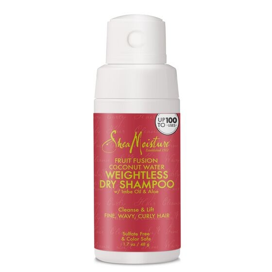 SHEA MOISTURE FRUIT FUSION COCONUT WATER WEIGHTLESS DRY SHAMPOO