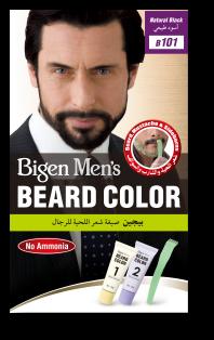 BIGEN Men's Beard Color 101