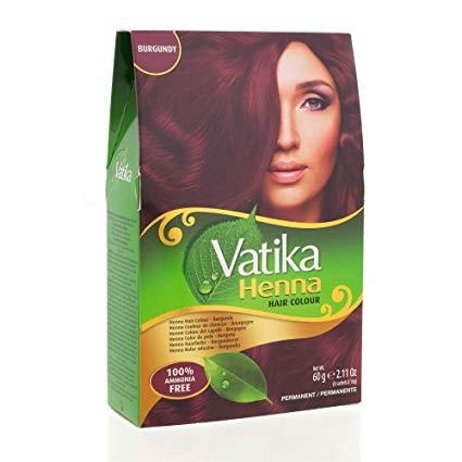 DABUR VATIKA Henna Hair Colour Burgundy