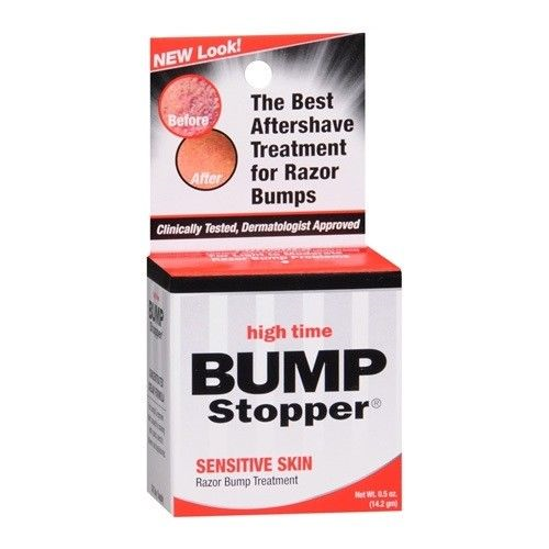 BUMP STOPPER Razor Bump Treatment Sensitive Skin