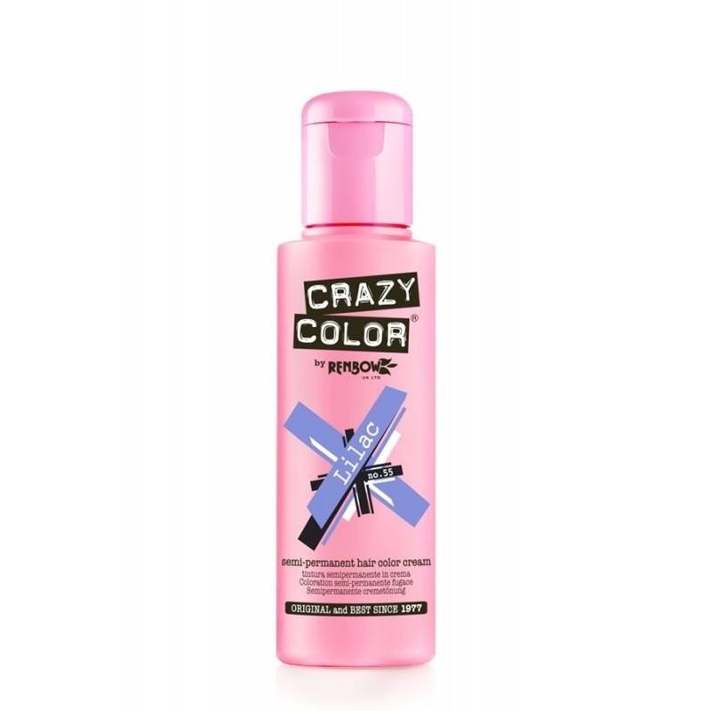 CRAZY COLOR Lilac 55