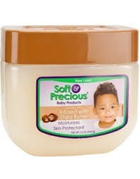 SOFT N PRECIOUS Nursery Jelly Shea Butter