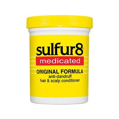 SULFUR 8 Medicated Original Formule 205 gr