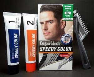 BIGEN Men's Speedy Color 102