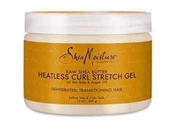 SHEA MOISTURE Raw Sheabutter Heatless Curl Stretch Gel