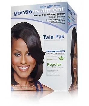 GENTLE TREATMENT Twinpack Relaxer Regular