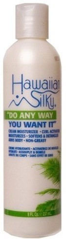 HAWAIIAN SILKY DO ANY WAY Cream Moisturizer