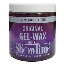 SHOWTIME ORIGINAL GEL-WAX 500ml