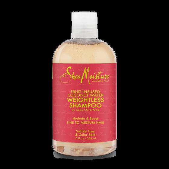 SHEA MOISTURE FRUIT FUSHION Weightless Shampoo