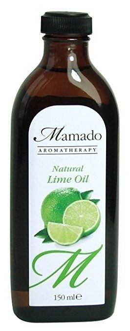 MAMADO Natural Lime Oil