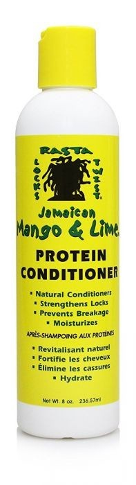 JAMAICAN MANGO AND LIME Protein Conditioner