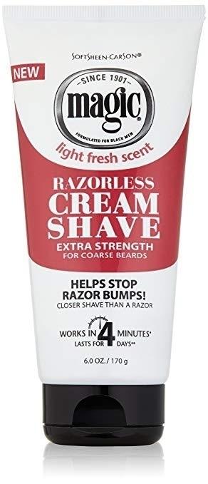 MAGIC Cream Shave Extra Strength
