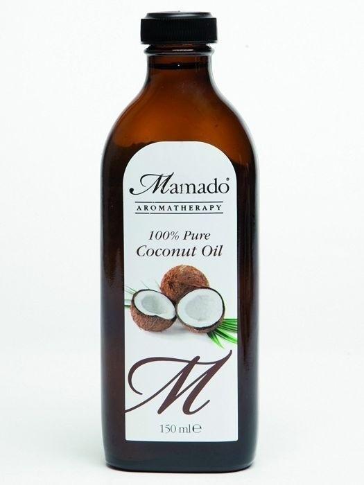 MAMADO Natural Coconut Oil